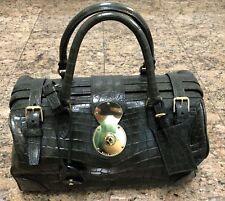 Ralph Lauren RL Genuine Crocodile Ricky Doctors Bag (Retail $22000)
