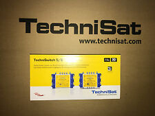 Technisat  Multischalter  Techniswitch  5/8  G2 Neu /OVP