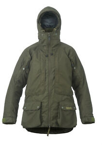 Páramo OLD STYLE Seconds Ladies Pajaro photography Hiking Jacket Moss