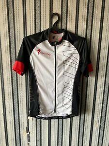Specialized Racing Cycling Jersey Road Bike SL Expert Full Zip Men's L