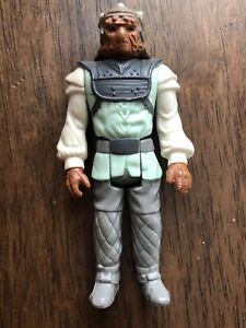 Vintage Star Wars Lili Ledy Nikto ROTJ 1983 Kenner Made In Mexico No COO