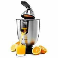 Eurolux ELCJ-1700 Electric Citrus Juicer Squeezer for Orange #5108