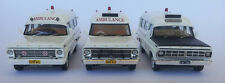 Ambulance Models Australian 1:43 F100 Resin Limited Edition complete set