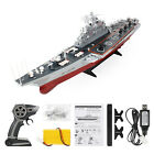 2.4G Radio Remote Control Challenger Aircraft Carrier RC Boat Warship Battleship