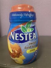 Nestea Sweet Iced Tea Mix Lemon 45.1 oz Discontinued Exp July 2020