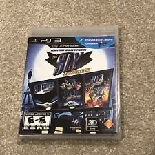 The Sly Cooper Collection PS3 Playstation 3 Brand New Factory Sealed Y Folds