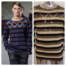 PULL KNITWEAR TRICOT MEN DRIES VAN NOTEN  SS 2012 TAILLE M NEUF ÉTIQUETTE