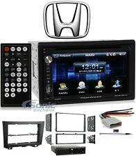 Power Acoustik 6.5� Dvd/Cd Player Car In-Dash Receiver For 2010-2011 Honda Cr-V