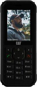 CAT B40 dual SIM 32GB Black Factory Unlocked 4G/LTE SIM Free