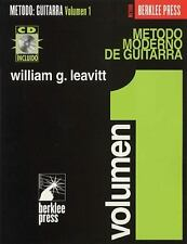 UN METODO MODERNO PARA GUITATTA - LEAVITT, WILLIAM - NEW PAPERBACK BOOK