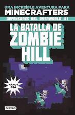 Minecraft. la Batalla de Zombie Hill by Nancy Osa (2016, Paperback)