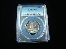 1963 Washington Silver Quarter PCGS Graded MS64 Nice!!