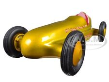 VINTAGE INDY ROADSTER 100TH RUNNING INDIANAPOLIS 500 GOLD 1/24 GREENLIGHT 18230