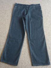 Jeans da donna grigi senza marca in denim
