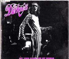 The Darkness - Get Your Hands Off My Woman Single CD 'The Best Of Me'