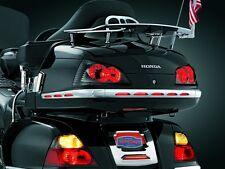 Kuryakyn Rear LED Light Bar Trunk Molding Set Chrome Lens Honda Goldwing 1800