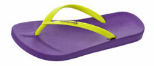 Sandali e scarpe viola per il mare da donna mare gomma