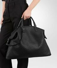 Bottega Veneta Convertible Black 3-way Tote Bag