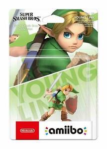 Nintendo Super Smash Bros Collection Amiibo YOUNG LINK 70 new in box aus