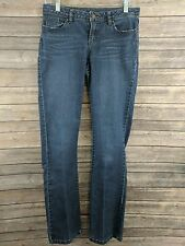 LC Lauren Conrad Womens Jeans Boot Cut Med Wash Mid Rise Denim Size 6 (30 x 32)