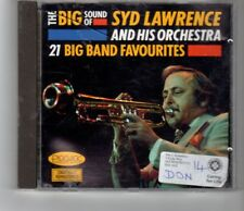 (HP86) The Big Sound of Syd Lawrence & His Orchestra - 1989 CD