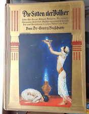 Originale Deutsche Antiquarische Bücher aus Kulturwissenschaften für Studium & Wissen