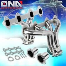 FOR 1957-1972 FORD F100 5.8/5.9/6.4 V8 BBS FE MID-LENGTH EXHAUST HEADER MANIFOLD