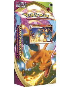 Pokemon Mazzo Charizard Voltaggio Sfolgorante