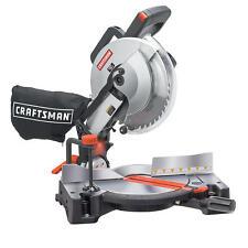 "Craftsman 10"" Compound Miter Saw with Laser Trac 15 Amp Laser Precision"