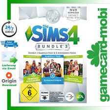 The Sims 4 Bundle Pack 3 Key PC EA Origin Download Game Code EU ITA