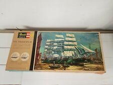 BE Revell 390 The Thermoplaye Ship Model
