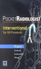 Pocket Radiologist: Interventional Top 100 Diagnoses (Paperback)(English)