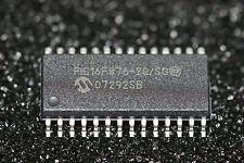 PIC16F876-20/SO Microchip 8-Bit CMOS Flash Microcontroller PIC SMD 16f876