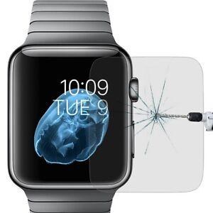 Pellicola Vetro Temperato per Apple Watch 38mm 1 2Gen Protezione Schermo Display