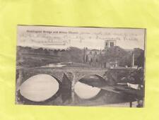 HADDINGTON  BRIDGE  &  ABBEY  CHURCH   ,  EAST  LOTHIAN       ( A82  )