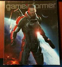 GAME INFORMER MAGAZINE Issue # 217 MAY 2011 MASS EFFECT 3