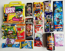 NOVELTY MIX SWEETS GIFT BOX SWEET HAMPER CANDY TREATS CHRISTMAS RETRO FLAVOURS