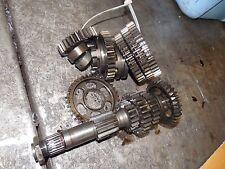 honda trx300 fourtrax 300 transmission gears assembly 1988 1989 1990 1991 1992