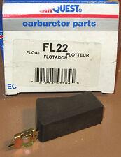 CARBURETOR FLOAT -fits 76-78 Chevette - CarQuest FL22