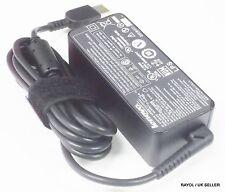 Genuine Lenovo 20V 2.25A 45W AC Adapter for IdeaPad Yoga 11 11s, 45N0294 45N0296
