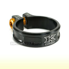 KCNC SC11  Seat Post Clamp 7075 Alloy , 38.2mm, Black
