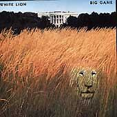 Big Game by White Lion (CD, Jun-1989, Atlantic (Label))
