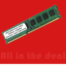 4GB DDR3-10600 1333Mhz PC3-10600 DELL HP MAJOR Memory DDR3 4G