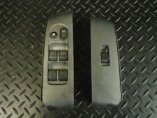 2002 HONDA JAZZ 1.4 I-DSI 5DR PAIR OF FRONT WINDOW SWITCHES 35755-SAA-306-M1
