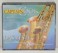 Captain Cook - the Best - 4 CD - CD (NN494)