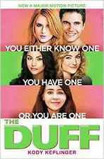 The DUFF: Movie Tie-in, New, Keplinger, Kody Book