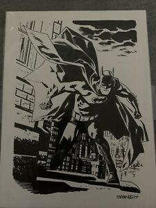 Chris Samnee Original Batman Art