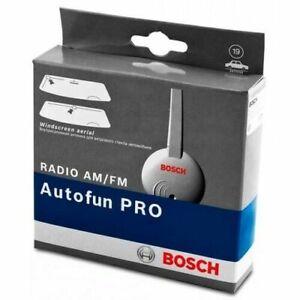 BOSCH Autofun Pro active Universal Car windscreen Aerial antenna FM/AM
