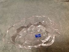 Studio Nova Small Grape Cluster Clear Glass Candy Dish Japan