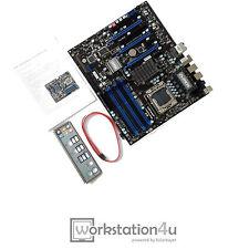 MSI X58 Pro-E Mainboard DrMOS MS7522 Ver:3.1 LGA1366 Sockel Satakabel+Slotblende